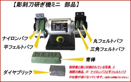 IHG-75用部品